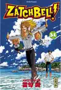 ZatchBell! [#31 - 2010]