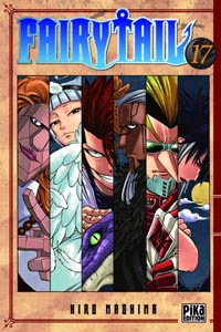 Fairy Tail #17 [2011]