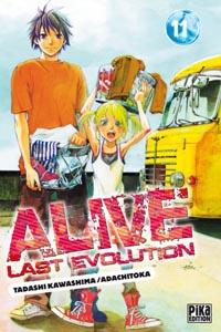 Alive Last Evolution [#11 - 2009]