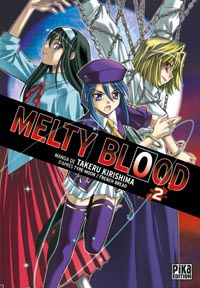 Tsukihime : Melty Blood #2 [2010]