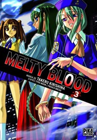 Tsukihime : Melty Blood #3 [2011]
