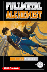 Fullmetal Alchemist [#23 - 2010]