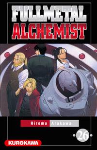 Fullmetal Alchemist [#26 - 2011]