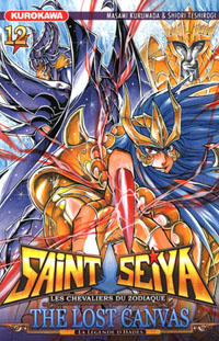 Les Chevaliers du Zodiaque : Saint Seiya The Lost Canvas #12 [2010]