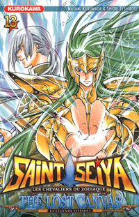 Les Chevaliers du Zodiaque : Saint Seiya The Lost Canvas [#13 - 2010]
