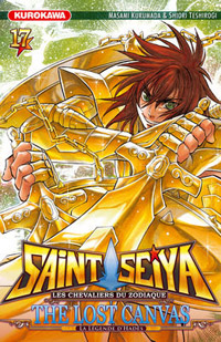 Les Chevaliers du Zodiaque : Saint Seiya The Lost Canvas [#17 - 2011]
