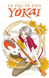 Le Pacte des yôkai [#6 - 2009]