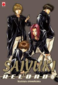Saiyuki Reload #6 [2008]