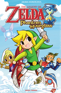 The Legend of Zelda Phantom Hourglass [2011]