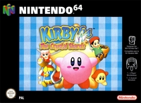 Kirby 64 : The Crystal Shards - Console Virtuelle