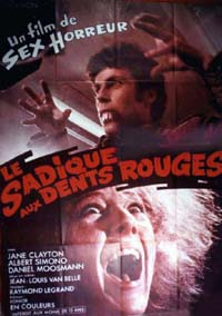 Le sadique aux dents rouges [1971]