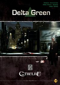 L'Appel de Cthulhu : Delta Green 2ème édition [2011]
