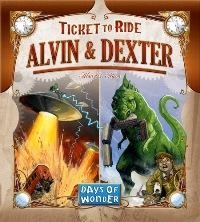 Les aventuriers du rail : Alvin & co [2011]