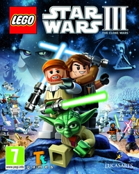 Lego Star Wars III : The Clone Wars #3 [2011]