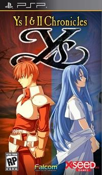 Ys I & II Chronicles - PSP