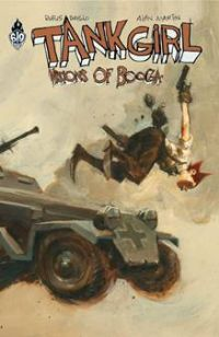 Tank Girl : Visions of Booga [2011]