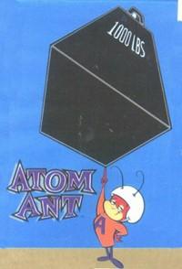 Atomas la Fourmi Atomique [1979]
