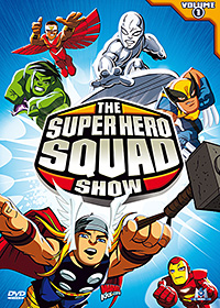 Marvel : Super Hero Squad Show