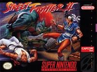 Street Fighter II - Console virtuelle WiiU