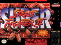 Super Street Fighter II : The New Challengers - Console Virtuelle WiiU