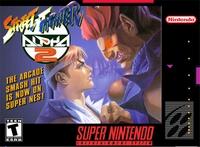 Street Fighter Alpha 2 - Console Virtuelle