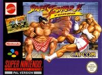 Street Fighter II Turbo : Hyper Fighting - Console Virtuelle WiiU