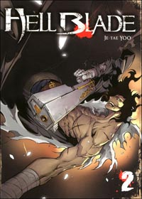 Jack L'Eventreur : Hell Blade [#2 - 2011]