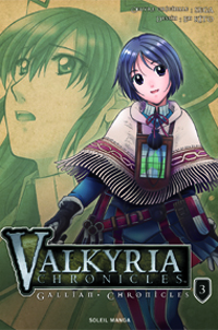 Valkyria Chronicles - Gallian Chronicles [#3 - 2011]