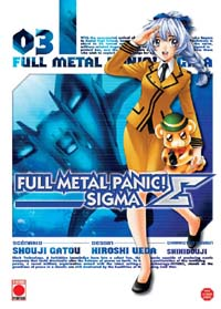Full Metal Panic! Sigma [#3 - 2008]