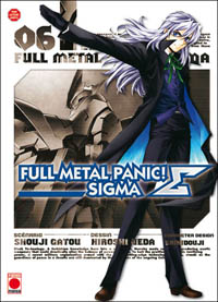 Full Metal Panic! Sigma [#6 - 2009]