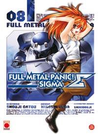 Full Metal Panic! Sigma [#8 - 2009]