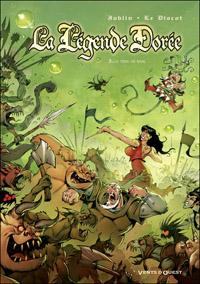 La Légende dorée : Le trou de Baal [#3 - 2011]