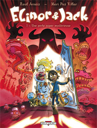 Élinor & Jack : Une porte super mystérieuse [#1 - 2011]