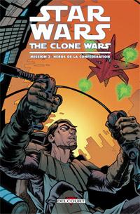 Star Wars : The Clone Wars - Mission 3. Héros de la Confédération [#3 - 2011]