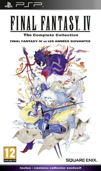 Final Fantasy IV : The Complete Collection [#4 - 2011]