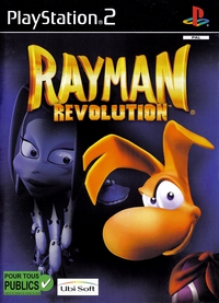 Rayman Revolution [#2 - 2000]