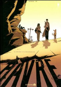 Havre : La sorcière et le nécromancien #1 [2010]