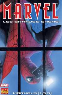 Marvel : Les grandes sagas [#1 - 2011]