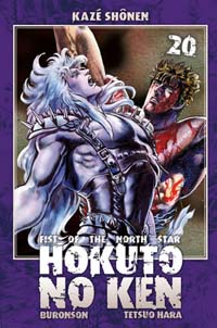 Ken le survivant : Hokuto no ken, Fist of the north star #20 [2011]