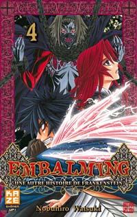 Embalming - Une autre histoire de Frankenstein : Embalming [#4 - 2011]