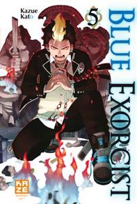 Blue Exorcist #5 [2011]