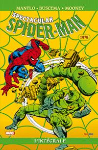 Spider Man l'Intégrale 1978 II #18 [2009]