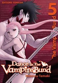 Dance in the Vampire Bund [#5 - 2011]