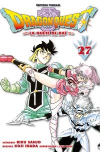 Dragon Quest - La quête de Daï [#27 - 2011]