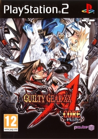 Guilty Gear XX Accent Core Plus [2010]