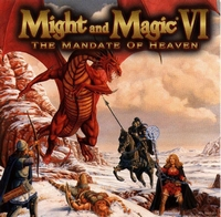 Might and Magic VI : The Mandate of Heaven #6 [1998]