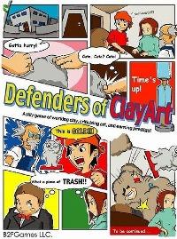 Defenders of clayArt [2008]
