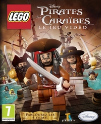 Lego Pirates des Caraïbes : Le Jeu Vidéo [2011]