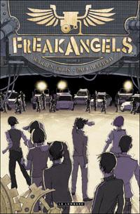 Freak Angels #4 [2011]