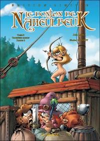 Le donjon de Naheulbeuk, troisième saison: partie 2 [#8 - 2011]